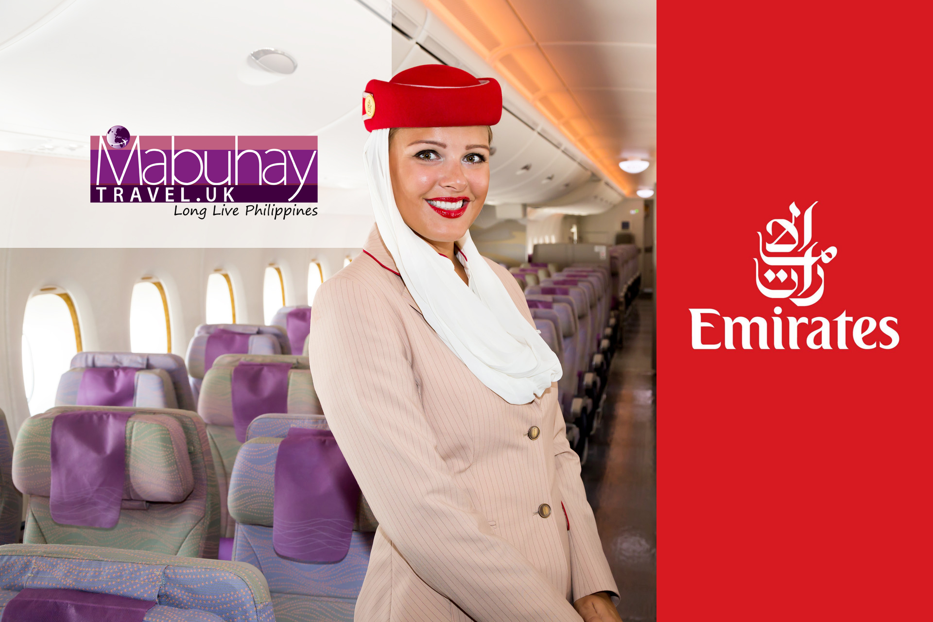 Mabuhay Travel Welcomes Emirates Airlines