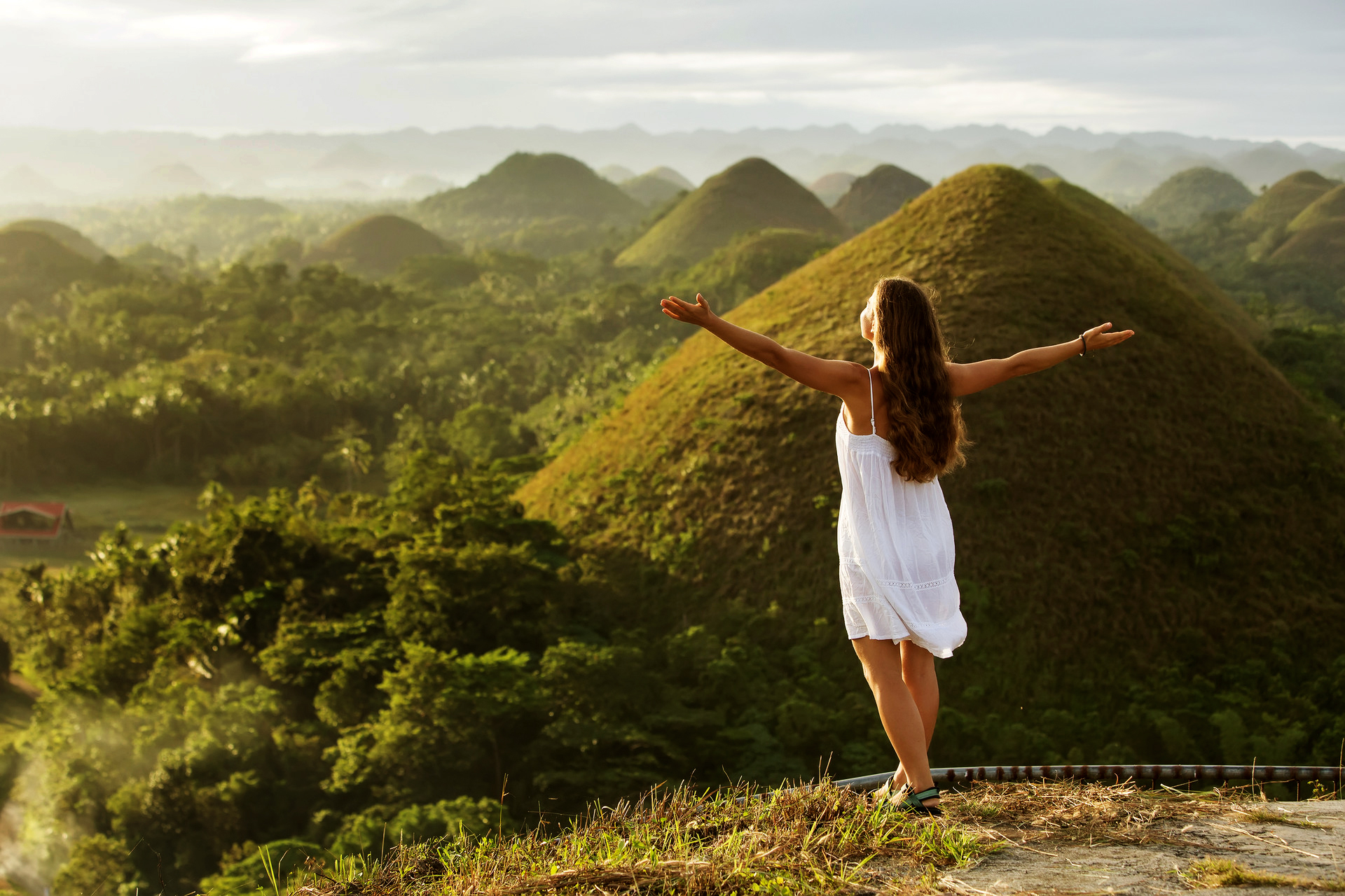 Best and Famous Tourist Spots in Bohol Philippines.