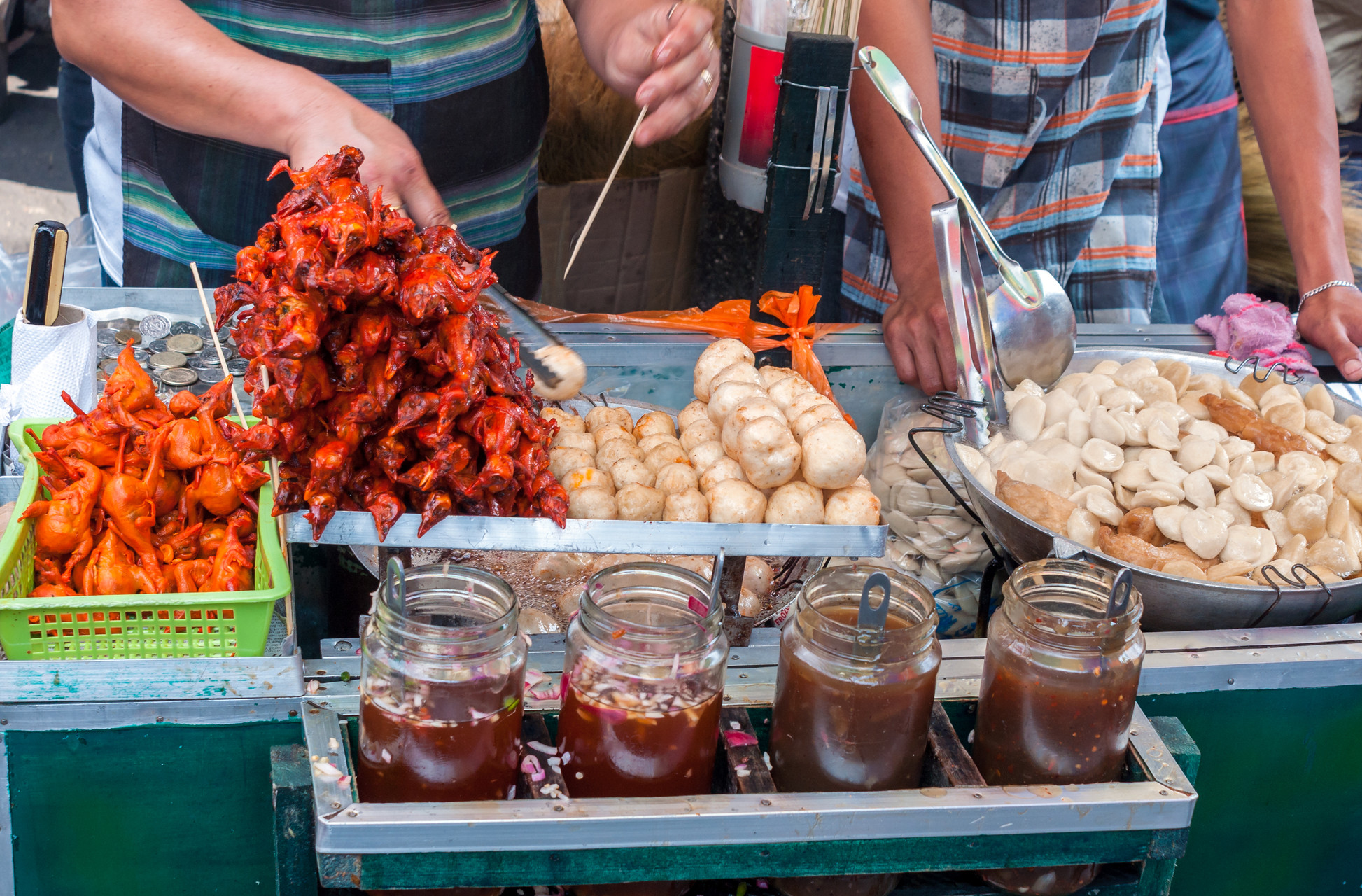 The Greatest Street Food Spots in Manila, Philippines.
