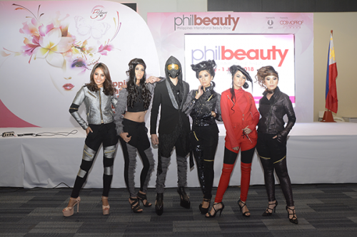 Philippines International Beauty Show.