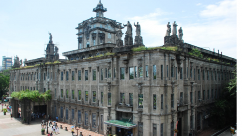 University of Santo Tomas Main Building