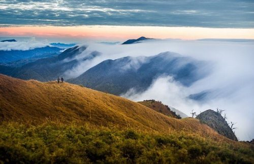 The adventure of hiking to the summit of Mt. Pulag – Sa Pilipinas