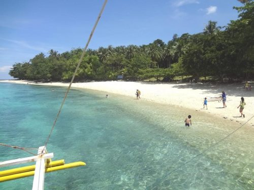One of the Tropical Paradise sa Talicud Island – Babu Santa Beach Resort