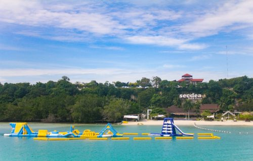 A quit and Natural place -Secdea Beach Resort in Samal Island