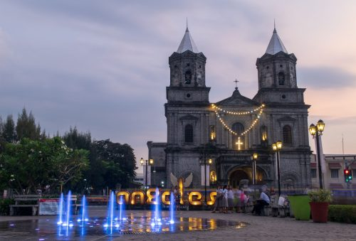Architectural and Historical Places in Angeles City, Pampanga