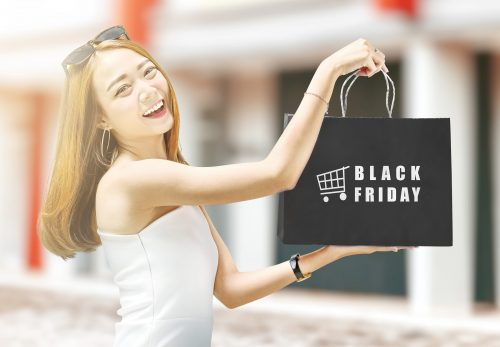 Wow its Black Friday: Shopping Time