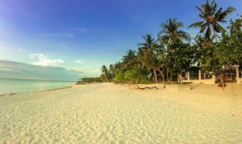 Bakhaw Beach of Camotes Island Cebu