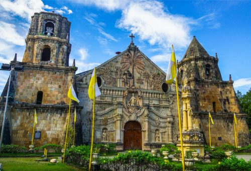 Miag-ao Church; A heritage Site of The Philippines