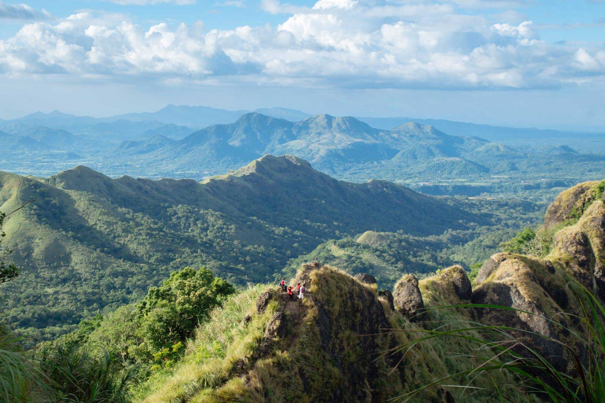 Let's Go Hiking And Trekking At Mount Pulag