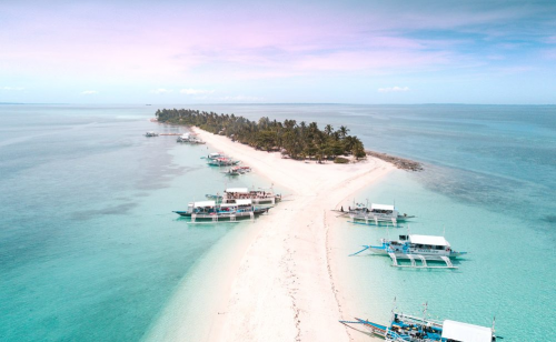 KALANGGAMAN ISLAND PERFECT for HOLIDAYS and GETAWAY