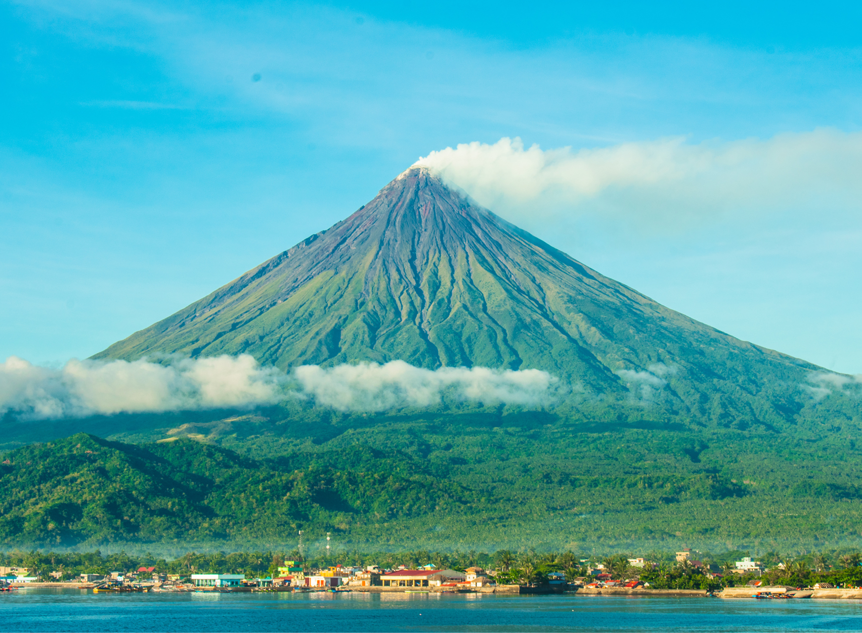 Mayon Volcano One Of The 7 Wonders Of The World