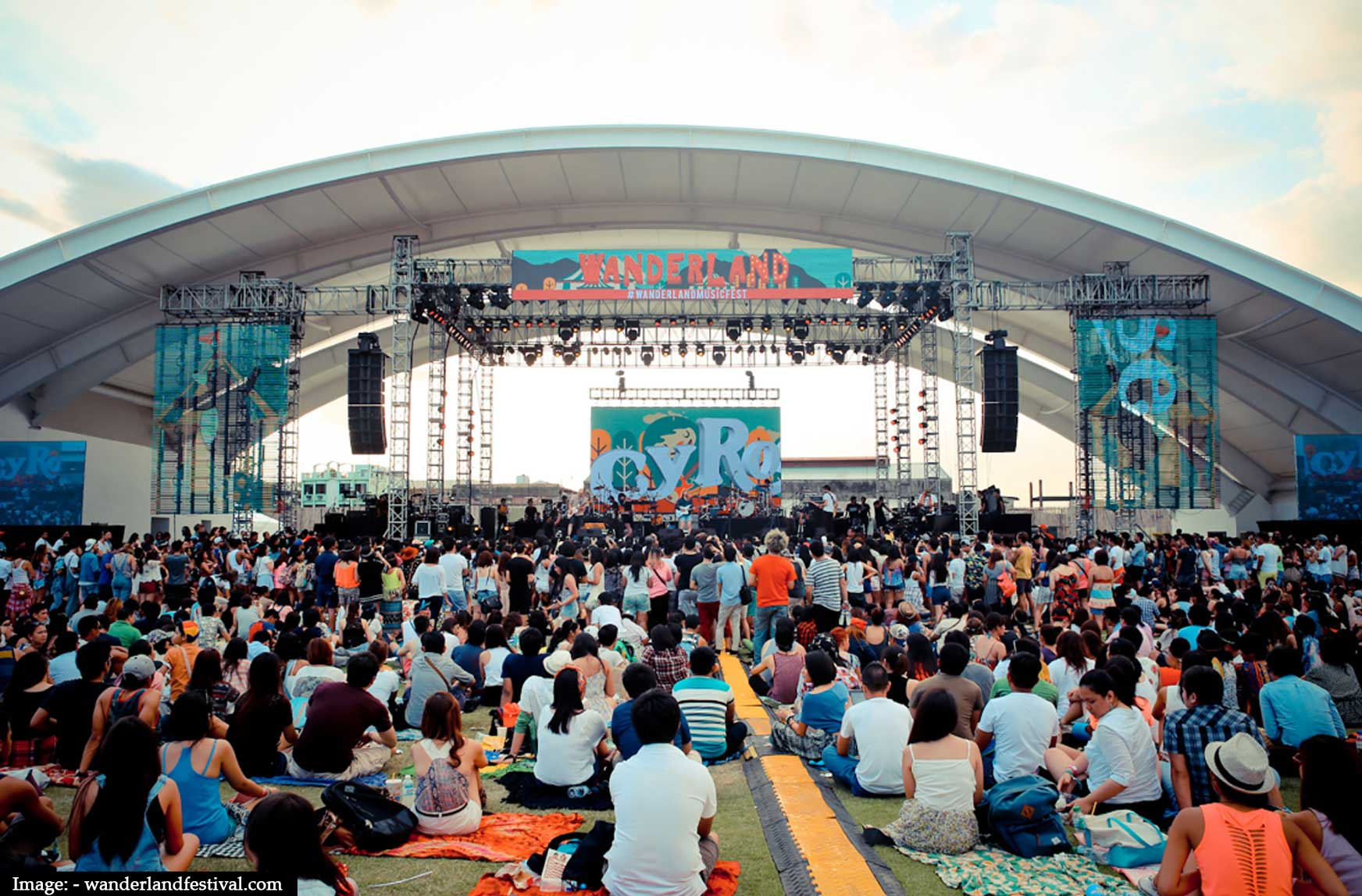 Wanderland Music And Arts Festivals