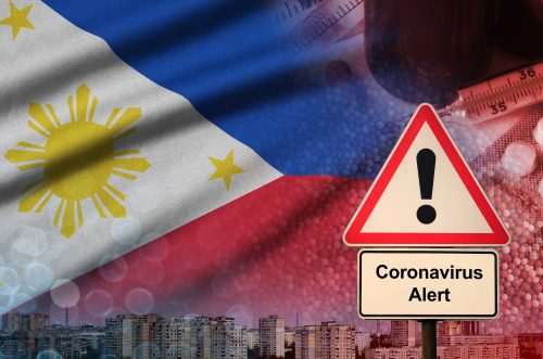 Manila Philippines on Lockdown due to Corona Virus