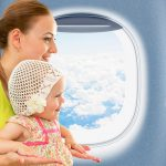 Safe Travelling with a Toddler on a Plane