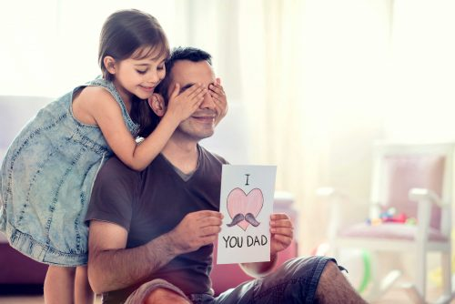 Simple but Full of Love Ideas to Celebrate Father's Day 2020