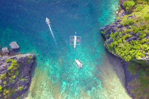 Spending your Holiday Offers at El Nido, Palawan island