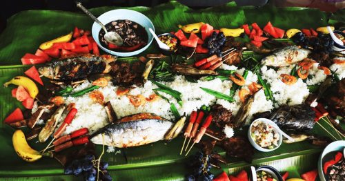 Why is Boodle Fight Famous?