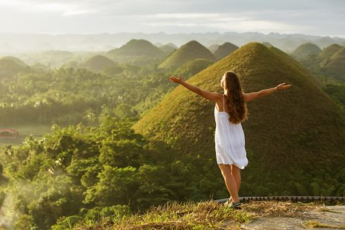 200 Steps to a spectacular view in the Philippines