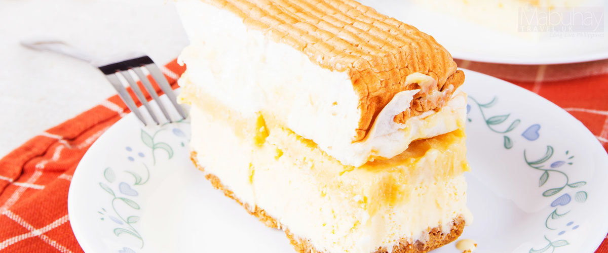 Traditional Filipino Sweets and Desserts - Brazo de Mercedes