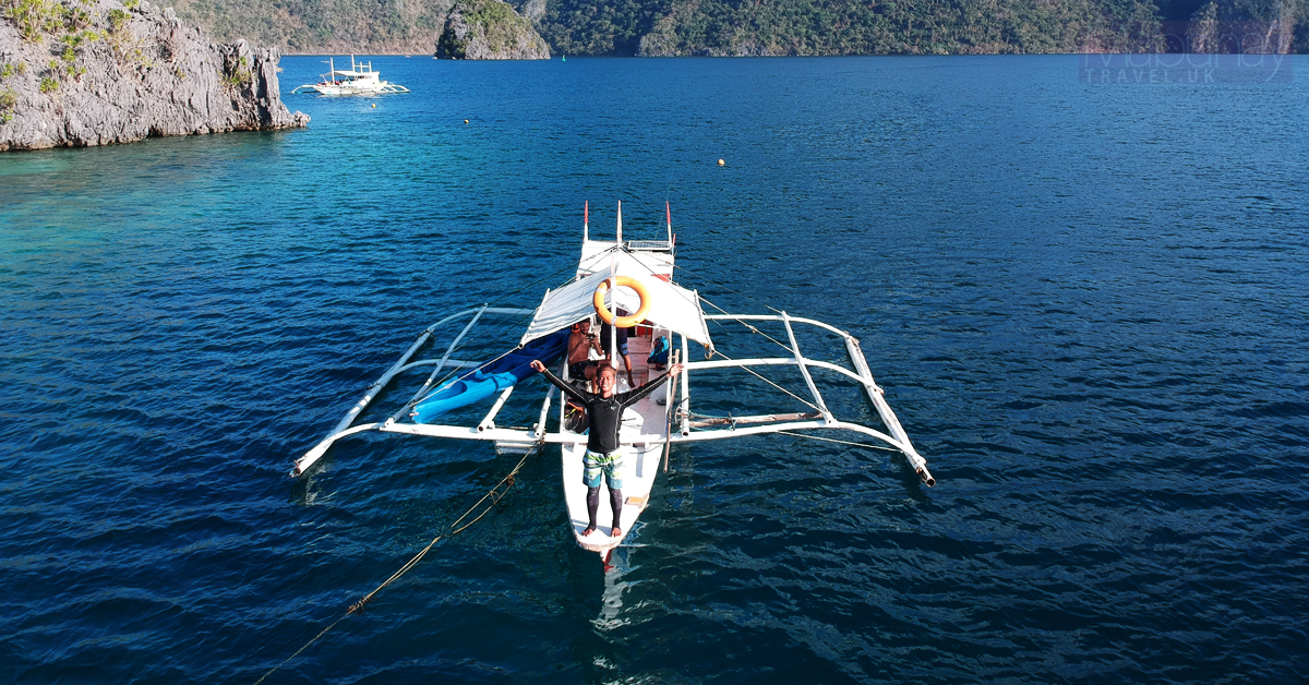 Diving destinations - Coron Bay