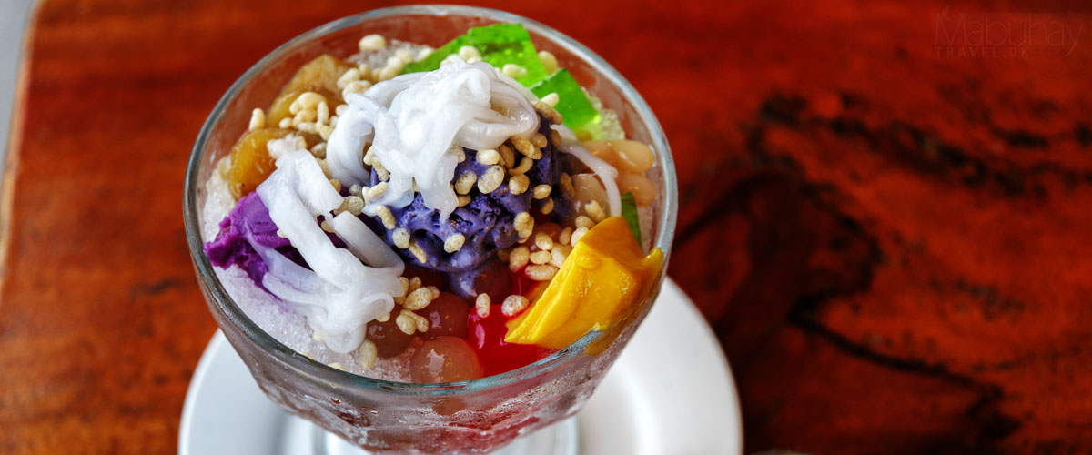 Traditional Filipino Sweets and Desserts - Halo-Halo