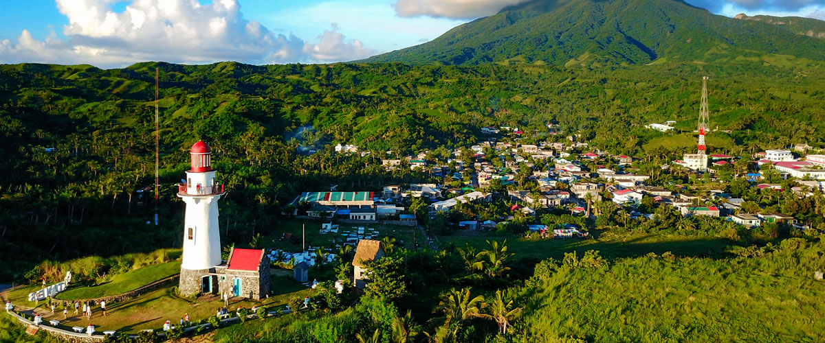 Towns in the Philippines - Basco