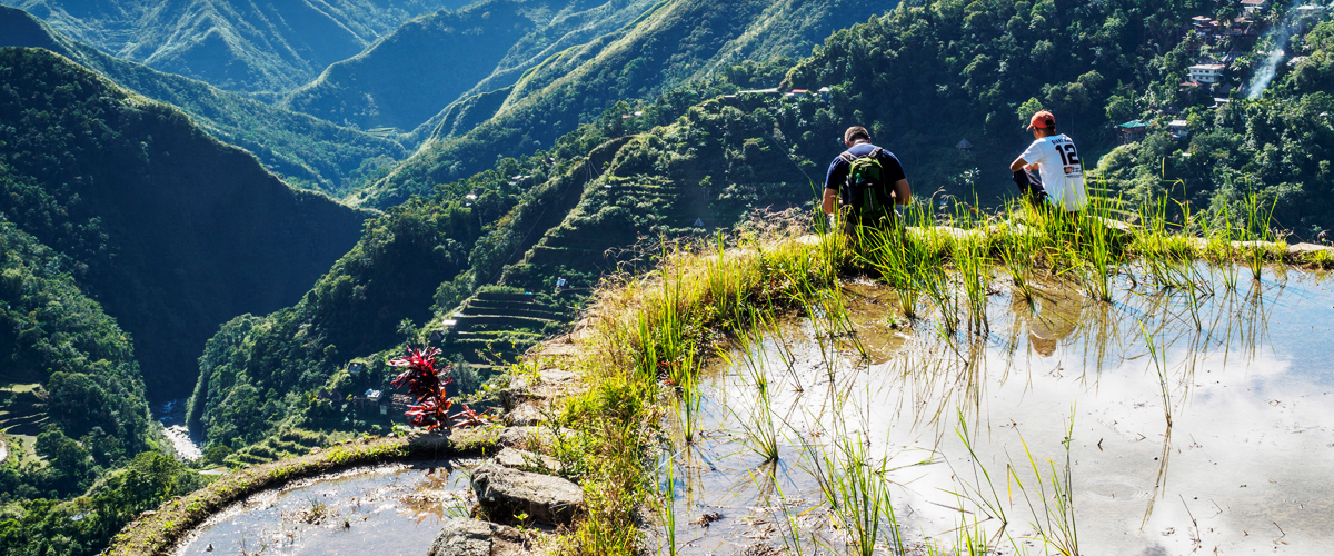 Instagrammable spots in Philippines - Ifugao - Banaue Rice Terraces