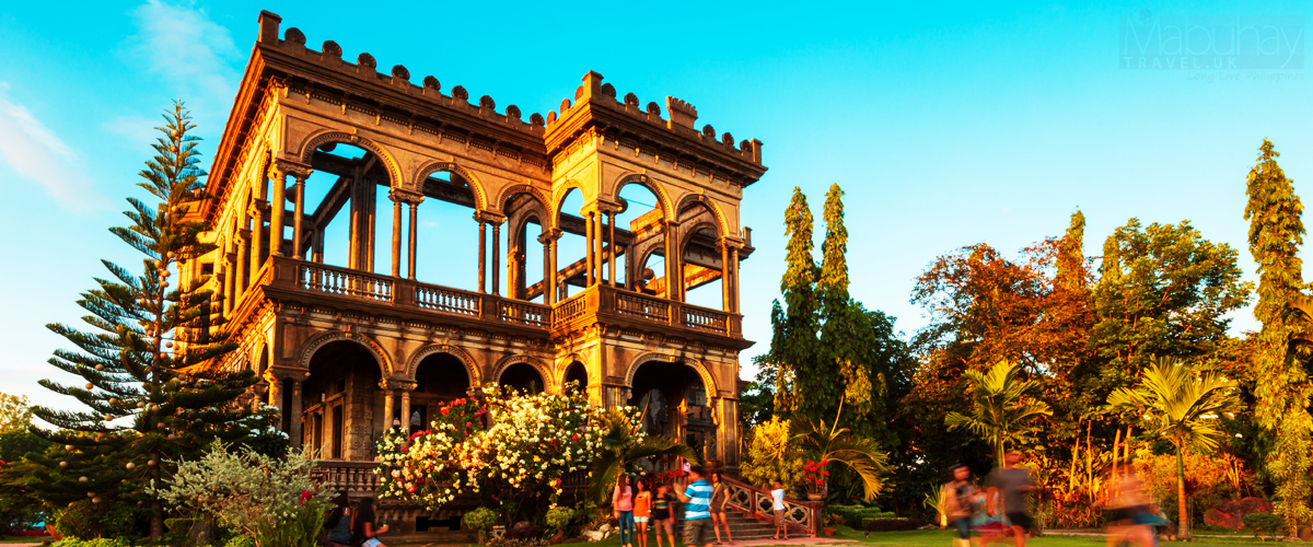 Instagrammable spots in Philippines - Negros Occidental - The Ruins