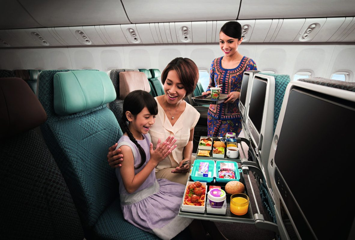 Economy Flights to the Philippines – Singapore Airlines
