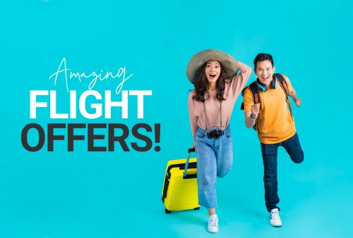 Amazing flight offers to the Philippines