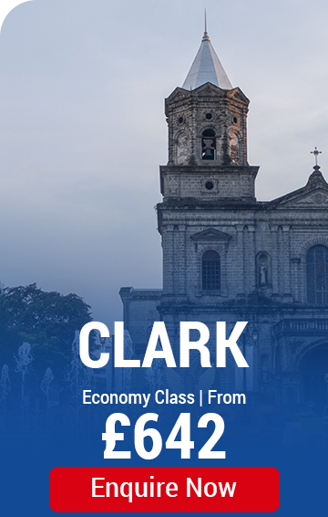 Cheapest flights to the Philippines - Clark