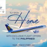 Cheap flights to the Philippines - Singapore Airlines