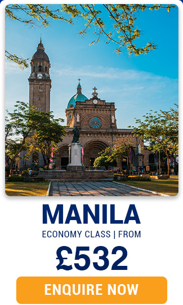 Cheap flights to the Philippines - Manila